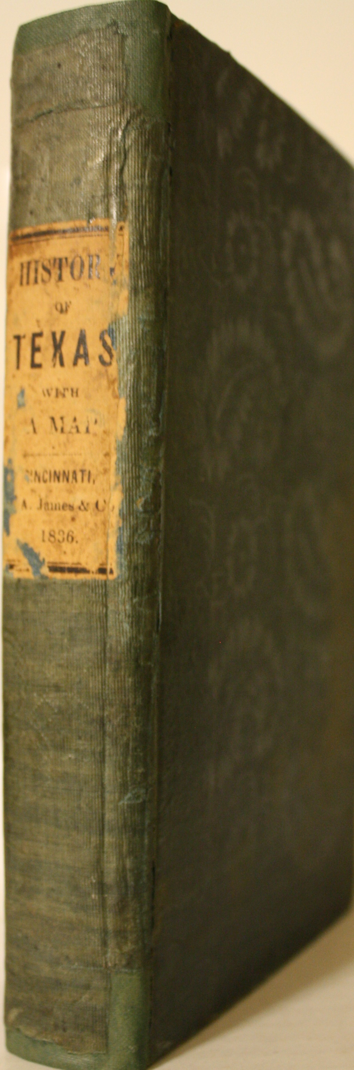 Image for The History of Texas; or, The Emigrant's, Farmer's, and Politician's Guide to the Character, Climate, Soil and productions of That Country; Geographically Arranged From Personal Observation and Experience by David B. Edward.