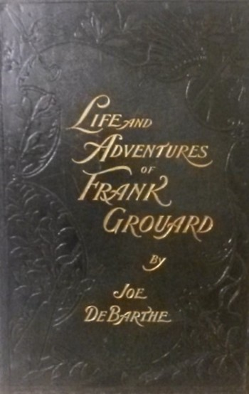 Image for Life and Adventures of Frank Grouard