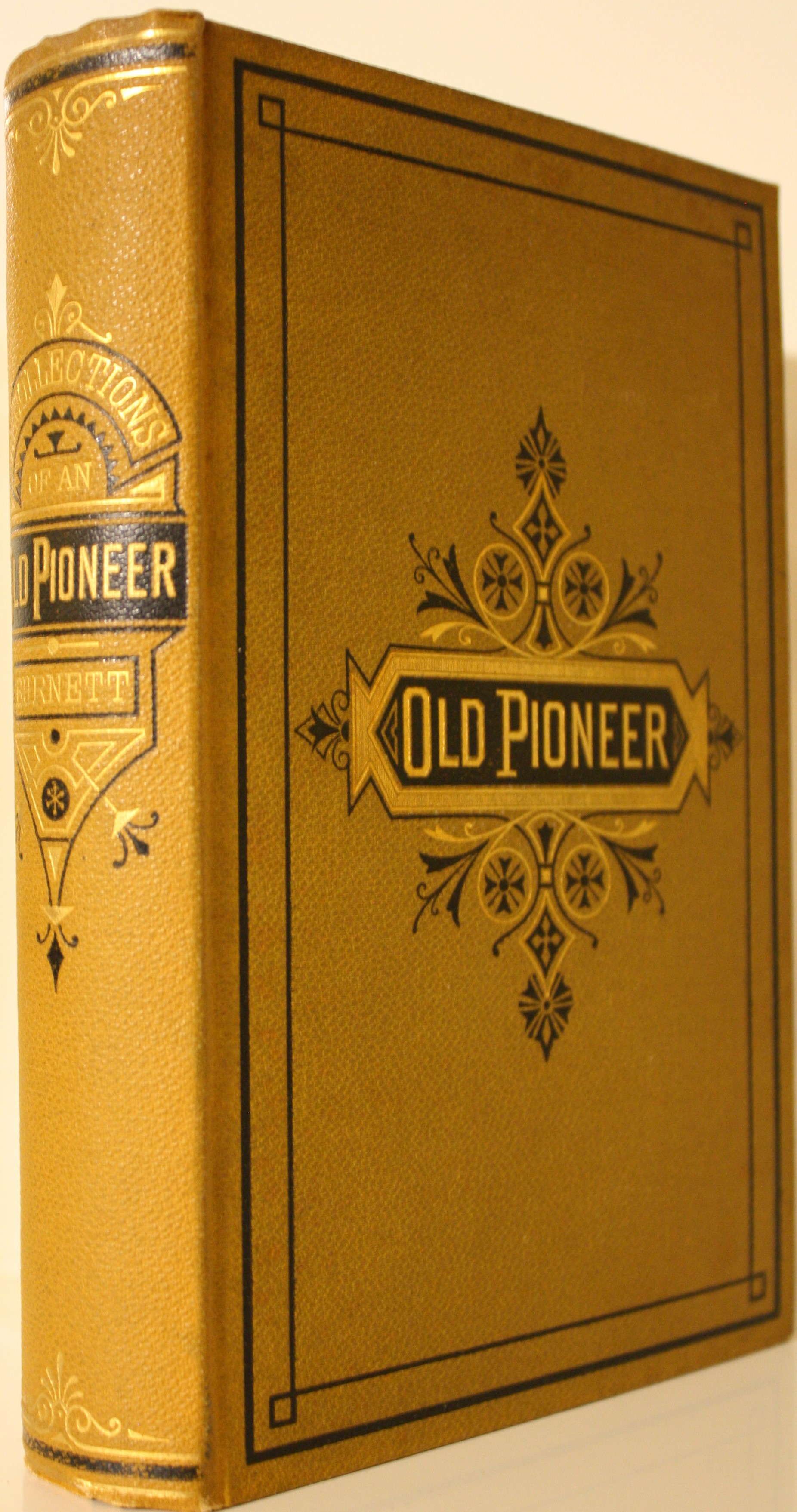 Image for Recollections And Opinions Of An Old Pioneer