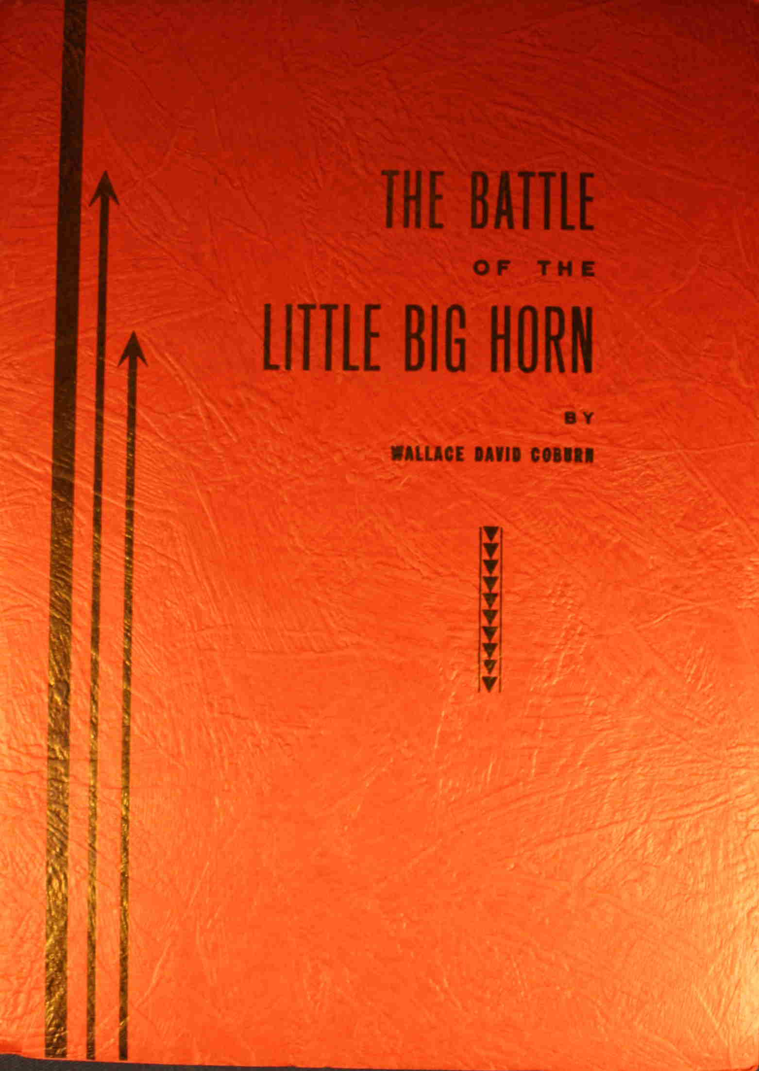 Image for The Battle of the Little Big Horn Illustrated by W. L. Stephenson